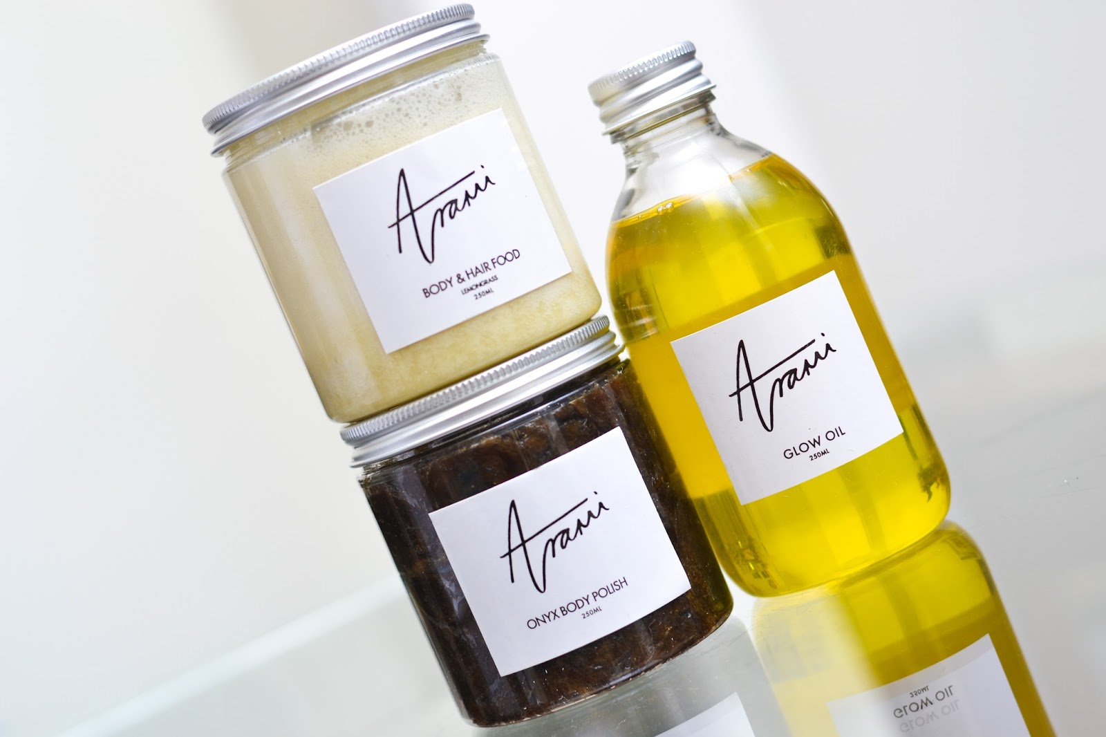 Arami Essential Body Products