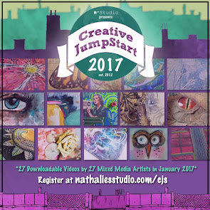 I'm Teaching at Creative Jumpstarts 2017