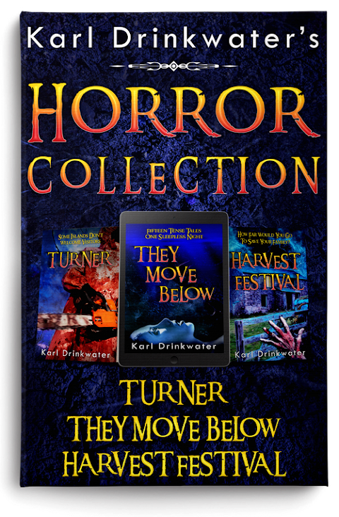 Karl Drinkwater's Horror Collection - Special Offer