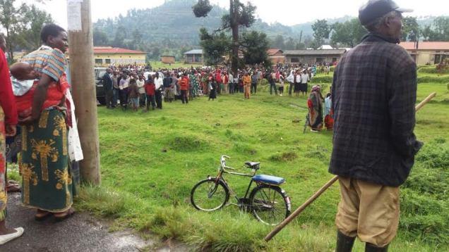 Musanze: Umupolisi yarashe Komanda we