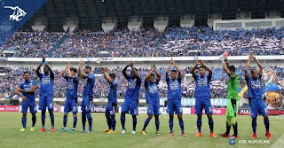 Persib Jadwalkan Pertandingan Uji Coba Terakhir di Stadion GBLA Sebelum Liga 1 2018