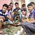 सेवा : वृक्षारोपण कर शहीदों को दी गई श्रद्धांजलि, लगे पाकिस्तान विरोधी नारे