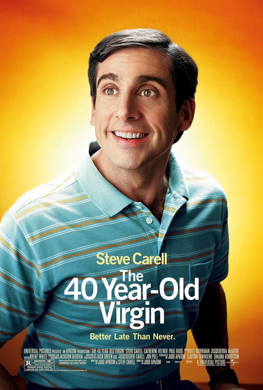 Xem Phim 40 Tuổi Vẫn Còn Zin 2005