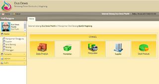 Aplikasi Penjualan / Apotik Berbasis Web Murah