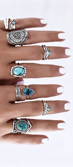 Gorgeous Boho Jewelry Inspirations