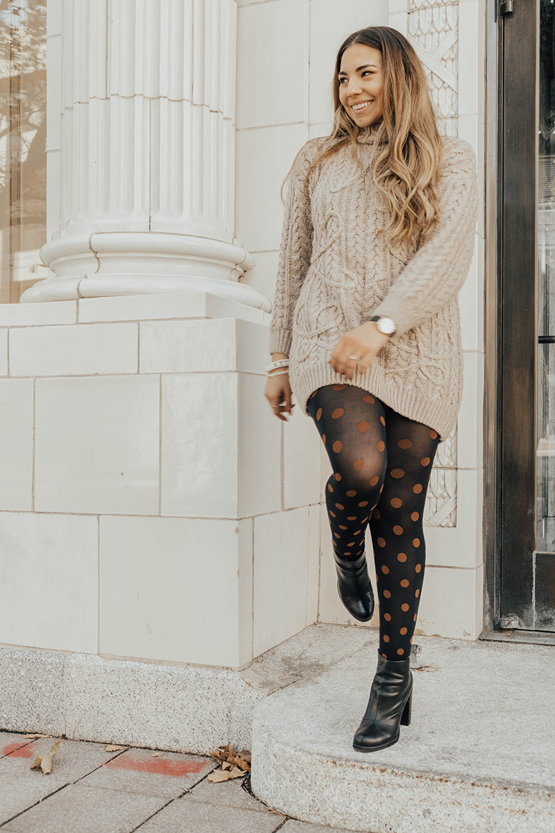 ankle boots, heeled boots, fall outfit