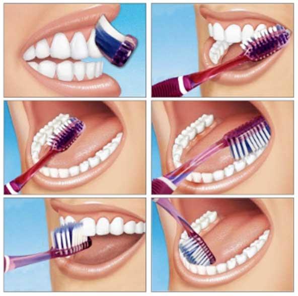 La bonne méthode de brosser les dents pour finir avec la mauvaise haleine