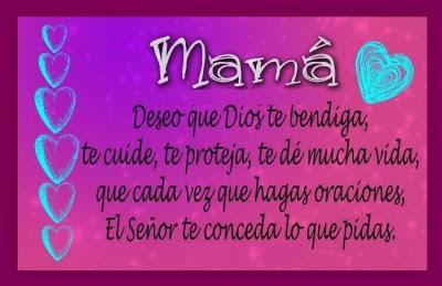 Imagenes Con Frases De Bendicion Para El Dia De La Madre