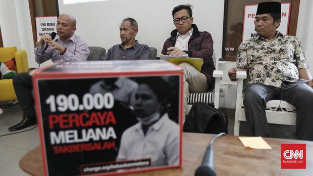 Dipenjara karena Menista Agama, Meiliana Tulis Surat ke Ahok