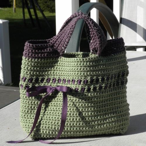 Starling Handbag - Free Pattern