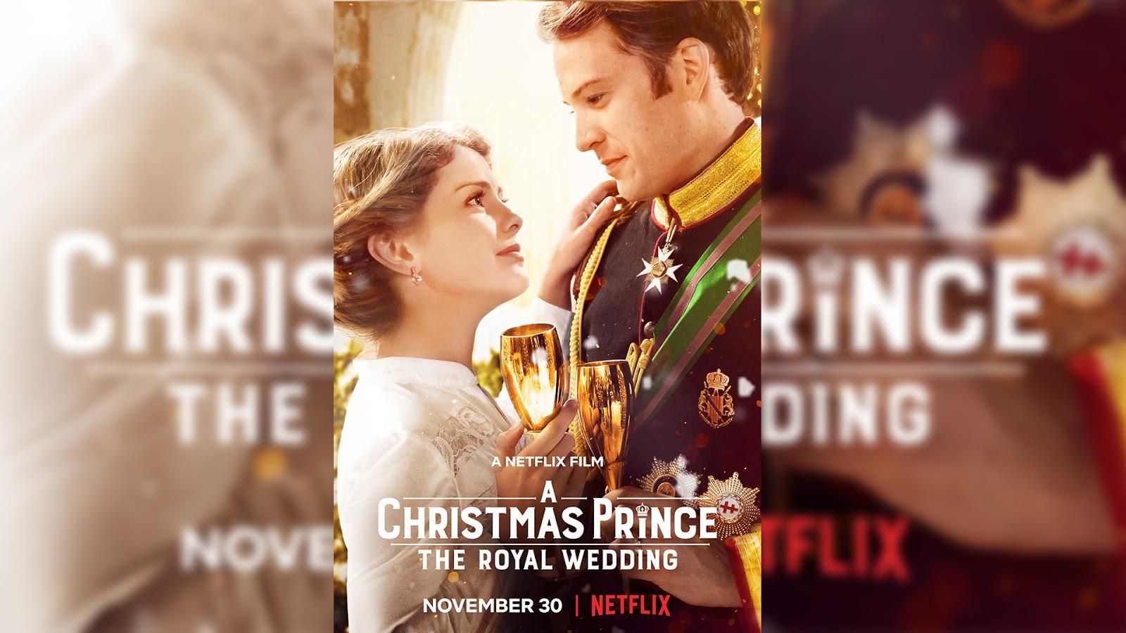 A Christmas Prince The Royal Wedding.A Christmas Prince The Royal Wedding 1080movierips