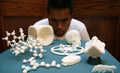 الطباعة ثلاثية الابعاد في مجال التعليم