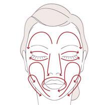 Cách massage làm trắng da mặt từ mặt nạ thiên nhiên