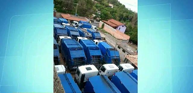 Sujeira e mau cheiro em lixão incomodam moradores em Santa Luzia