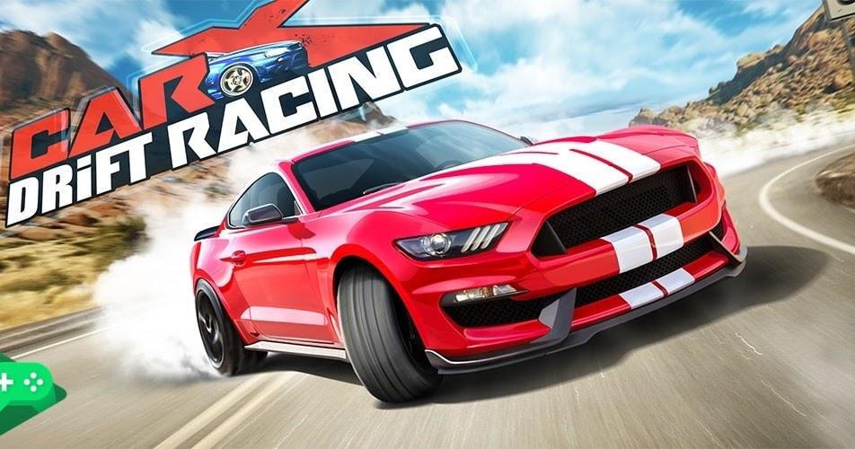 تحميل لعبة carx drift racing