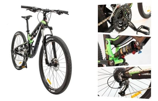 Daftar Harga Dan Spesifikasi Sepeda Thrill Ricochet