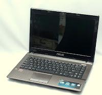 Jual Laptop Bekas - Asus K43U