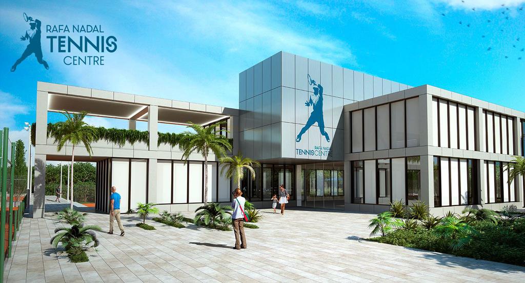 Το Rafael Nadal Tennis Center είναι προ των πυλών στην Χαλκιδική