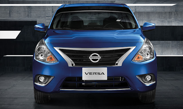 Lanzamiento: Nissan Versa Advance y Exclusive LogiGo ...