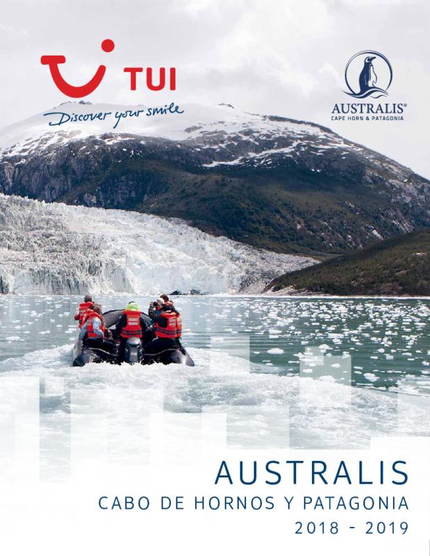 Catálogo TUI Ambassador Cruceros Oceanía 2018-19
