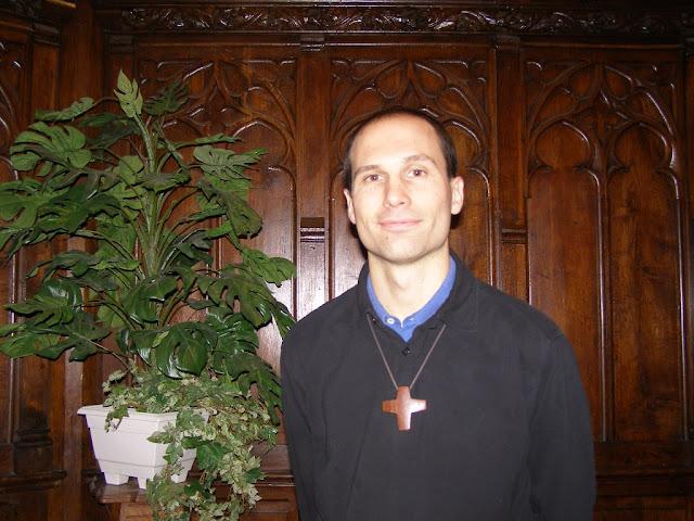 Le séminariste Rodolphe Berthon