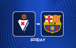 Eibar vs Barcelona – Highlights