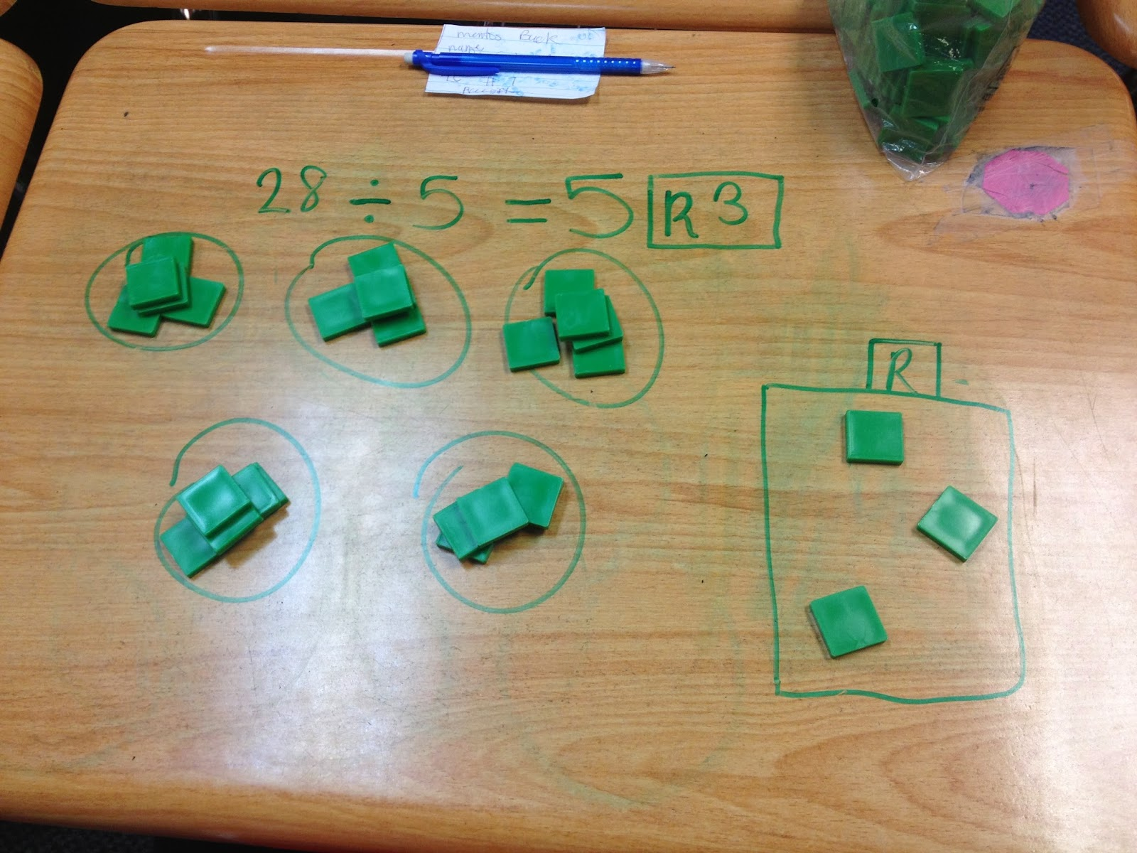 Ms Cao S 4th Grade Math Dividing With Remainder Amp Using