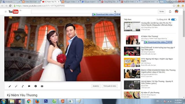 video ảnh cưới đẹp