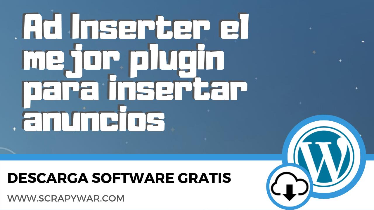 Ad Inserter el mejor plugin para insertar anuncios en WordPress