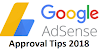 How to get google adsense approval with these simple tips - updated  March[2019]