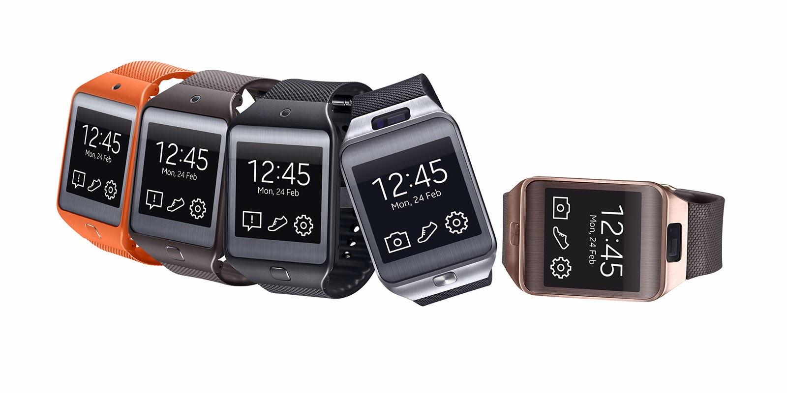 Samsung Gear 2 and Gear 2 Neo officially announced