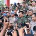 Panglima TNI: Prajurit TNI dan Polri Jangan Menyakiti Hati Rakyat