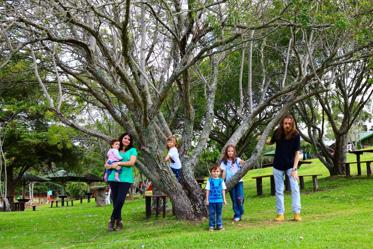 Parque das Cascatas - o lugar ideal para curtir a natureza em família