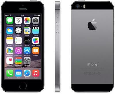 Điện thoại iPhone 5s chính hãng tại MaxMobile