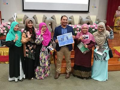 Seminar Perkongsian Amalan Pdpc PAK21 di Kemaman