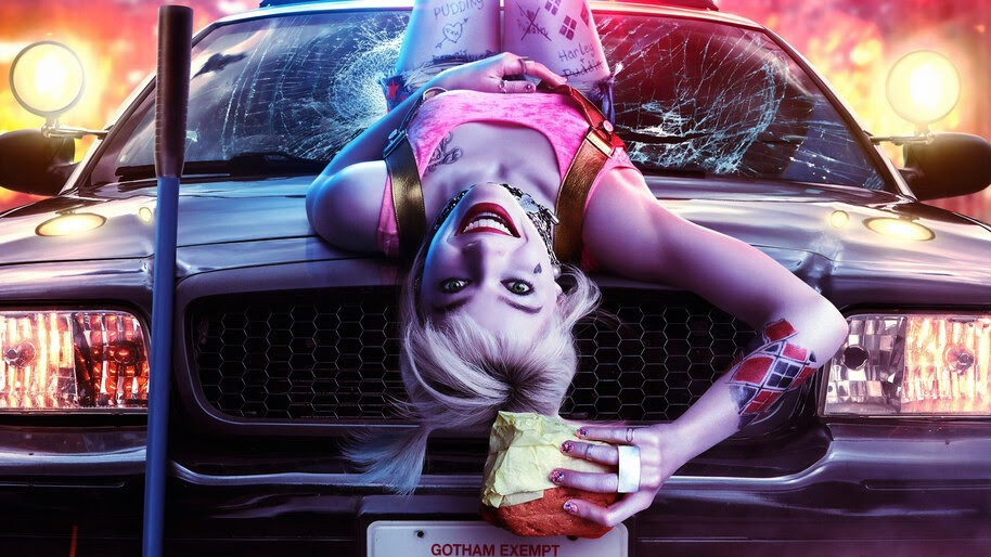 Birds Of Prey Harley Quinn Poster 2020 4k Wallpaper 7 85