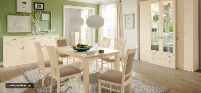 Top 18 Modern Dining Room Designs, Elegant and Comfortable