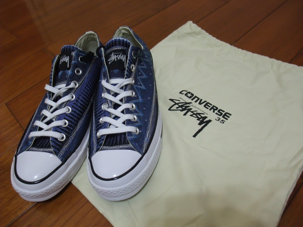 bb756069658c Converse Chuck Taylor All Star  70 Stussy Tom Tom OX - Way of Life