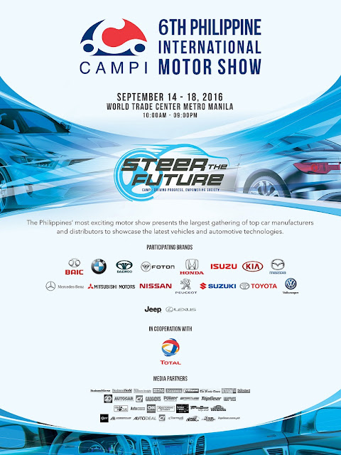 2016 Philippines International Motor Show