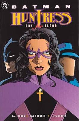 Review: Batman e Caçadora – Legado de Sangue (DC Comics)