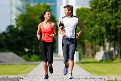 chạy bộ giúp người gầy tăng cân