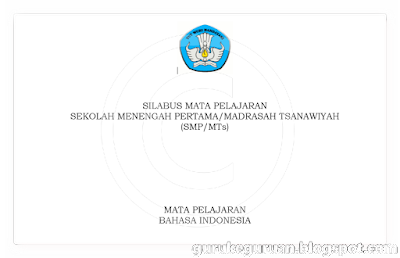 DOWNLOAD SILABUS SMP/MTs KELAS 7,8,9 KURIKULUM 2013 REVISI 2016