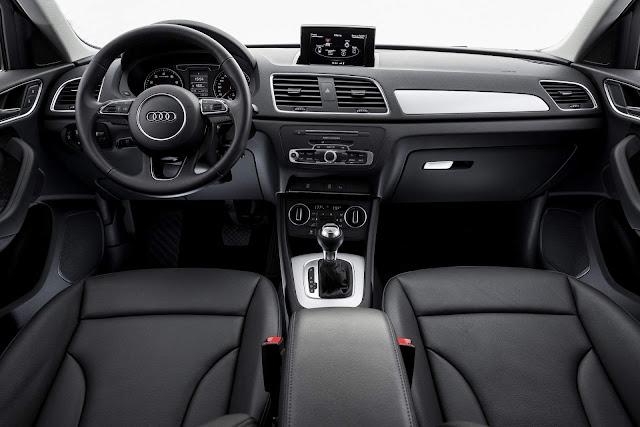 Novo Audi Q3 2017 Flex