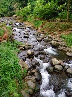 Sungai Air Terjun Kali Bendo