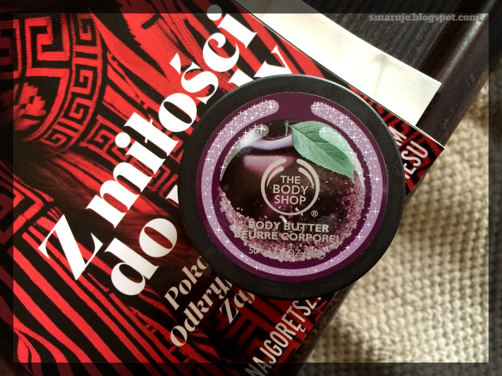 The Body Shop – Frosted Plum Body Butter /recenzja/
