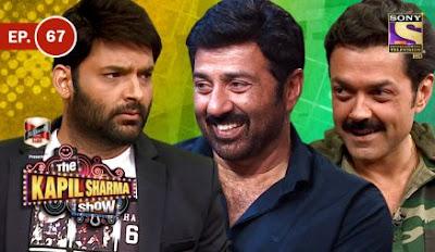The Kapil Sharma Show E67 11 December 2016 850mb