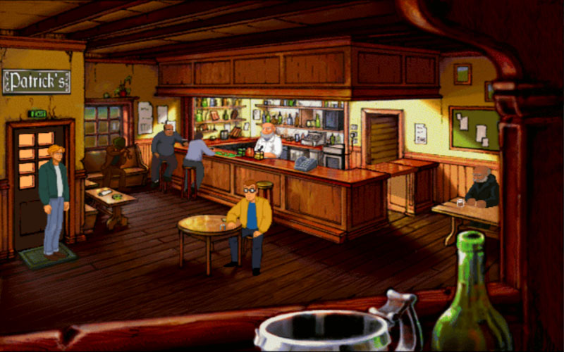 Broken Sword Captura de pantalla 9