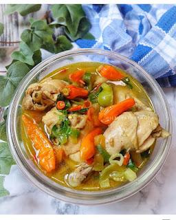 Resep Pindang Ayam Simpel By @@ilmiyatusshofa