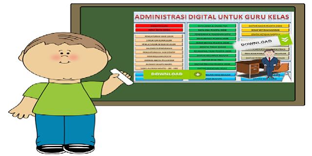 Download Perangkat Administrasi Guru
