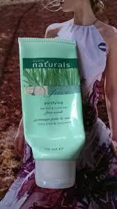 Recenzja - Avon peeling do twarzy drzewo herbaciane i ogórek